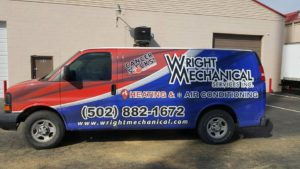 Wright van HVAC httpwww.wrightmechanical.com Louisville, Ky